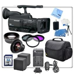 Panasonic AG-HMC40 AVCCAM HD Camcorder With Essentials Kit.
