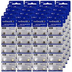 BlueDot Trading AG4 Batteries, 200 Count