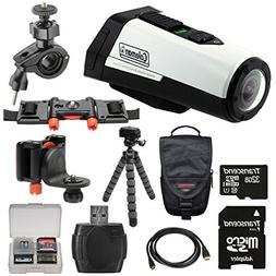 Coleman Aktivsport CX9WP GPS HD Video Action Camera Camcorde