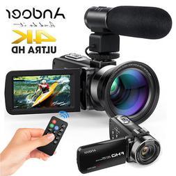 Andoer FULL HD 1080P 24MP Digital Video Camera DV Camcorder
