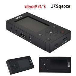 AV Recorder Audio Video Converter Convert VHS/ Camcorder Tap