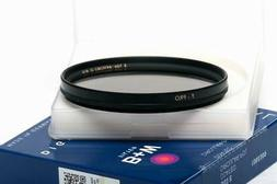 B+W Pro 77mm UV SXD multi coat lens filter for Sony XDCAM PM