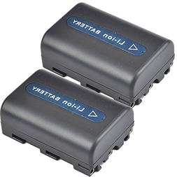 MASIONE 2 Pack 1800mAh High Capacity Battery for Sony M Type