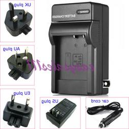 Battery Charger for JVC BN-VF808 BN-VF808U BN-VF815 BN-VF815