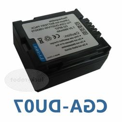 Battery for HITACHI DZ-bp07pw DZ-BP14SW DVD Camcorder