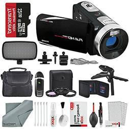 Bell & Howell Fun Flix DV50HD HD Black Video Camera Camcorde
