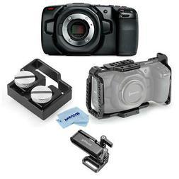 Blackmagic Pocket Cinema Camera 4K with SmallRig Accessory B