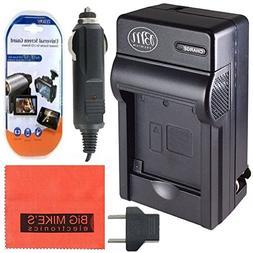 BM Premium BP718, BP727 Battery Charger for Canon HFR80, HFR