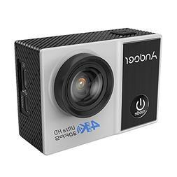 Andoer C5 Pro 4K/30fps Action Camera 1080P/120fps 720P/240fp
