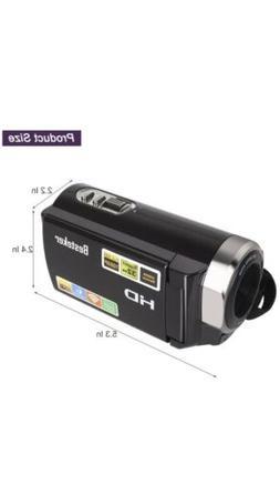 Besteker Camcorder 1920x1080 Full HD Wifi Edition HDV-5051ST