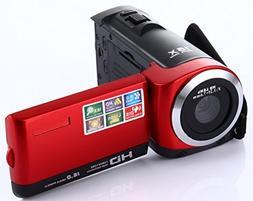 Camera Camcorder, Fosa HD 1080P Max.16.0 Megapixels 1280720P