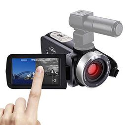 COMI Camcorder With MIC Night Vision Camera Full HD 24.0MP 1