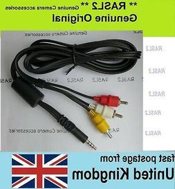 JVC Camcorder AV cable Everio GZ-HD620 GZ- R615 R610 R310 R3