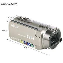 Camcorder, Besteker HD 1080P 24MP 16X Digital Zoom Video Cam