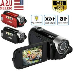 camcorder digital video camera 1080p hd tft