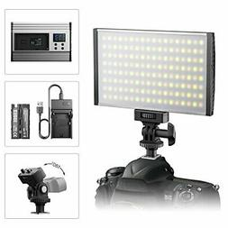 ESDDI LED Camera/Camcorder Video Light Panel for Lighting in