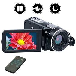 Camcorder Digital Camera Full HD Video Camera 1080p 24.0MP N