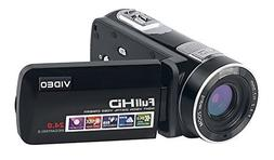 Camcorder Full HD Digital Camera Portable Mini Handheld Camc
