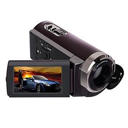 SEREE Camcorder Video Camera Full HD 1080p Digital Video Rec