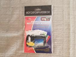 Camcorder Screen Protector Kit