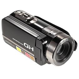 """Andoer® Digital Video Camera Camcorder 3.0"""" LCD Touch Scree"""