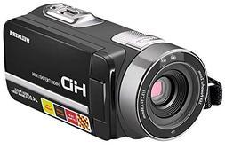 Video Camera Camcorder, WELIKERA IR Night Vision Remote Cont