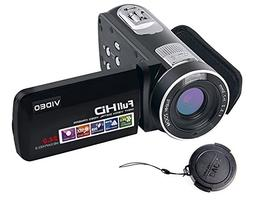 Video Camera Camcorder Full HD 1080p Digital Camera 24.0MP 1