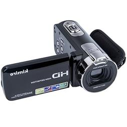 Digital Camera Camcorders Kimire HD Recorder 1080P 24 MP 16X