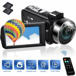 camcorders video camera 18x digital zoom volg