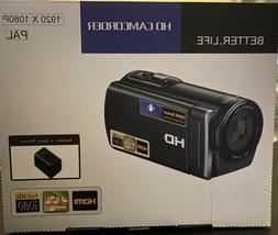 camera camcorder fhd 1080p digital video recording