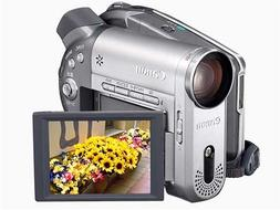 Canon DC20 2.2 MP DVD Camcorder w/10x Optical Zoom