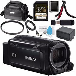 Canon VIXIA HF R700 Full HD Camcorder  1238C001 + BP-727 Hig