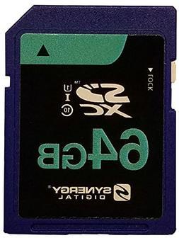 Canon VIXIA HF R700 Camcorder Memory Card 64GB Secure Digita