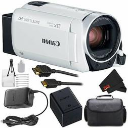 Canon VIXIA HF R800 Full HD Camcorder  Bundle with Carrying