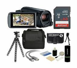 The Imaging World R800 BK K1 Canon VIXIA HF R800 57X Zoom Fu