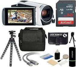 Canon VIXIA HF R800 57x Zoom Full HD 1080p Video Camcorder