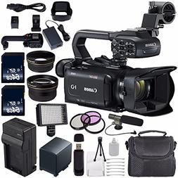 Canon XA11 Compact Full HD ENG Camcorder #2218C002 + 64GB Me