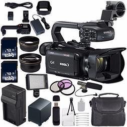 Canon XA15 Compact Full HD ENG Camcorder #2217C002 + 64GB Me