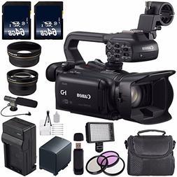 Canon XA20 Professional HD Camcorder #8453B002  + 64GB SDXC
