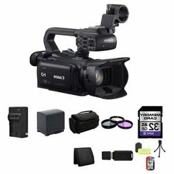 Canon XA20 Professional HD Camcorder 32GB Package