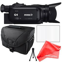 Canon XA25 Professional HD Camcorder with Camcorder case, Ta