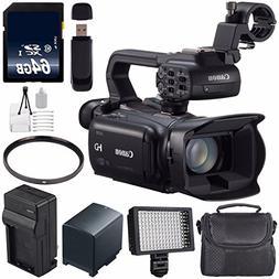 Canon XA25 Professional HD Camcorder #8443B002  + 64GB SDXC