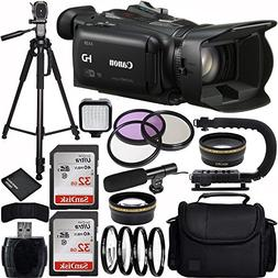 Canon XA25 Professional HD Camcorder Bundle with Carrying Ca