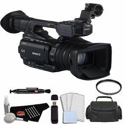 Canon XF205 HD Camcorder Standard Bundle
