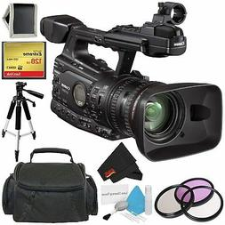Canon XF300 High Definition Professional Camcorder Bundle wi
