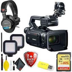 Canon XF400 4K UHD 60P Camcorder with Dual-Pixel Autofocus B