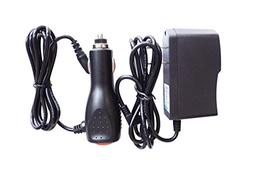 Car Charger + AC Wall Power Adapter Cord for JVC Everio GZ-H