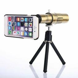 Cellphone Magnifier, Universal  Zoom Microscope For Mobile P