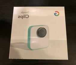 Google Clips Hands Free Camera Machine Learning GA00191-US S