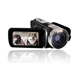 """SEREE Camera Comcorder Full HD 1080p 16X Digital Zoom 2.7"""" L"""
